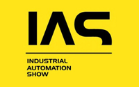 IAS Industrial Automation Show Logo
