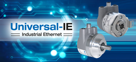 Encoder Universal Industrial Ethernet